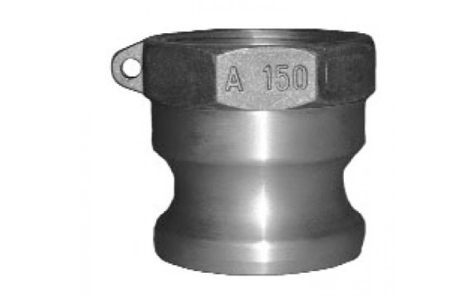 Aluminum & Stainless Quick Couplers